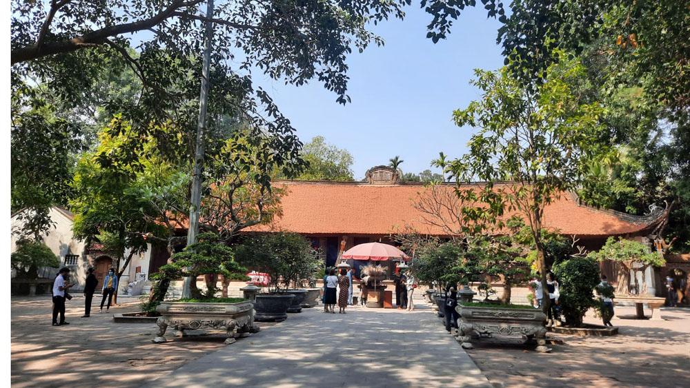 Bắc Giang: Không tổ chức Lễ hội chùa Vĩnh Nghiêm năm 2021