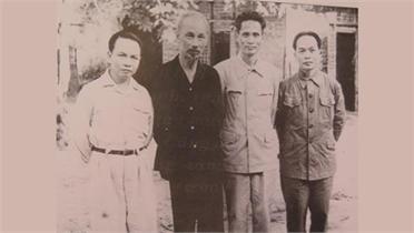 Đồng chí Phạm Văn Đồng-Nhà lãnh đạo tài năng