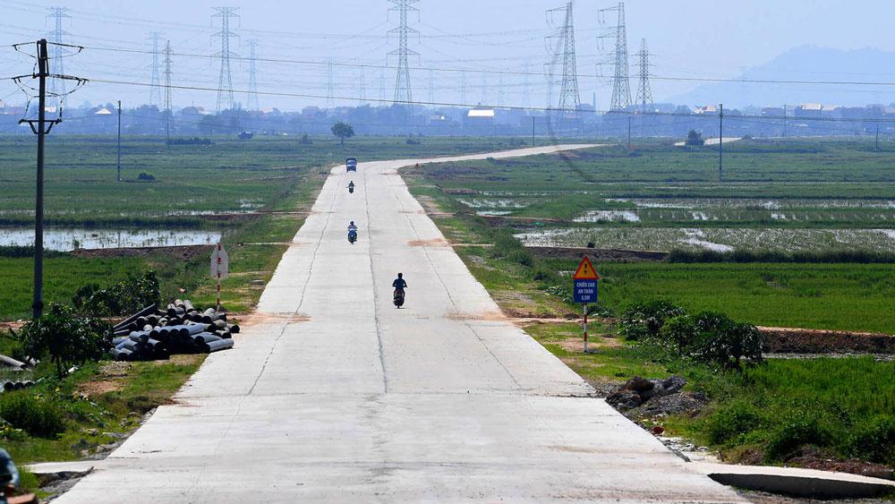 giao thông; Việt Yên; Bắc Giang