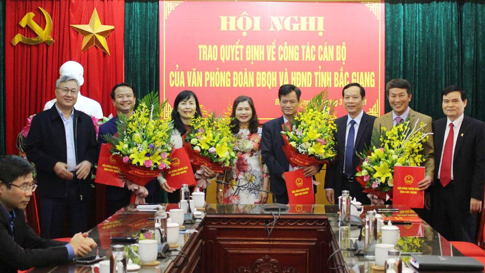 Đồng chí Khổng Văn Suất giữ chức Chánh Văn phòng Đoàn ĐBQH và HĐND tỉnh