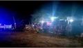 Xe container gặp nạn trên đèo Bảo Lộc, rơi xuống vực sâu