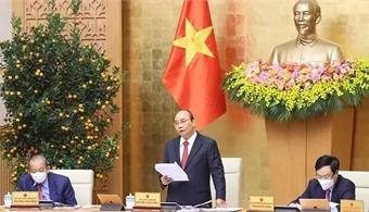 PM: More effort needed to complete urgent tasks