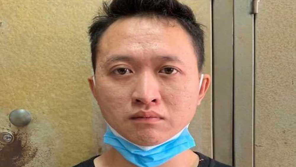 Hà Nội, bắt giữ, đối tượng, trộm cắp, hàng chục chiếc điện thoại , trị giá gần 1 tỷ đồng, Nguyễn Huy Hồng