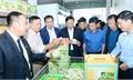 Bắc Giang khai thác lợi thế điểm bán sản phẩm OCOP