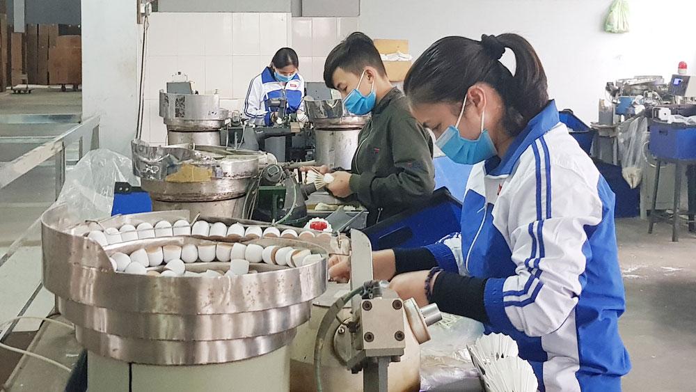 TP Bắc Giang: Bảo đảm chất lượng nhân lực theo nhu cầu tuyển dụng