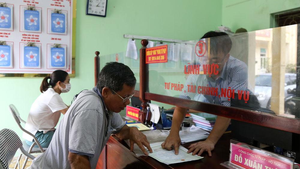 Việt Yên: Tăng cường lãnh đạo công tác dân vận chính quyền