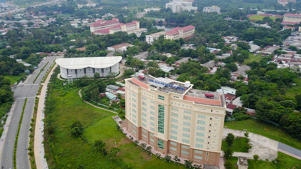 Four Vietnamese universities, Quacquarelli Symonds global ranking