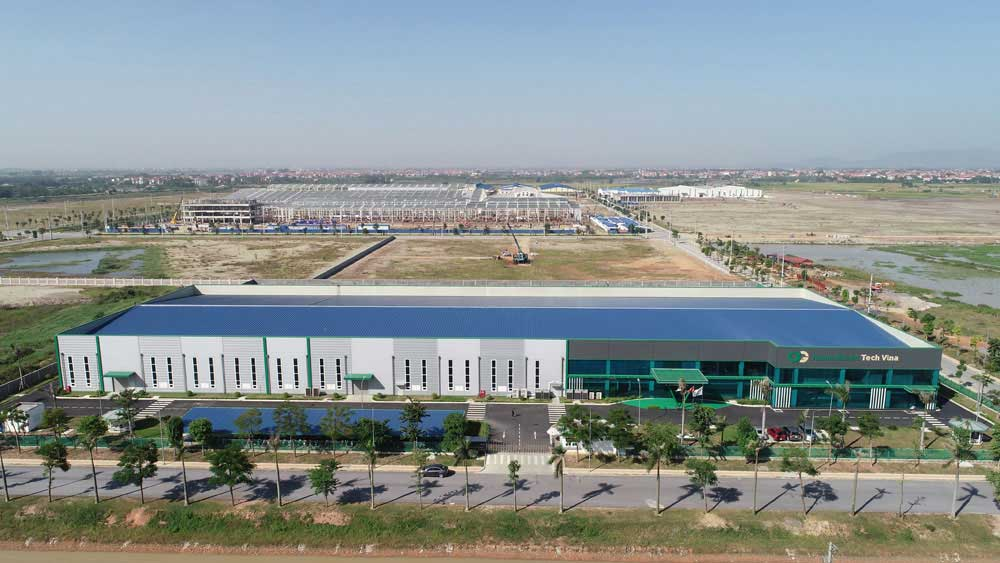 Bac Giang to soon put new industrial parks into operation