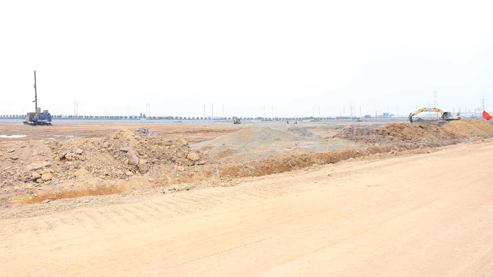 Bac Giang, new industrial parks, operation,