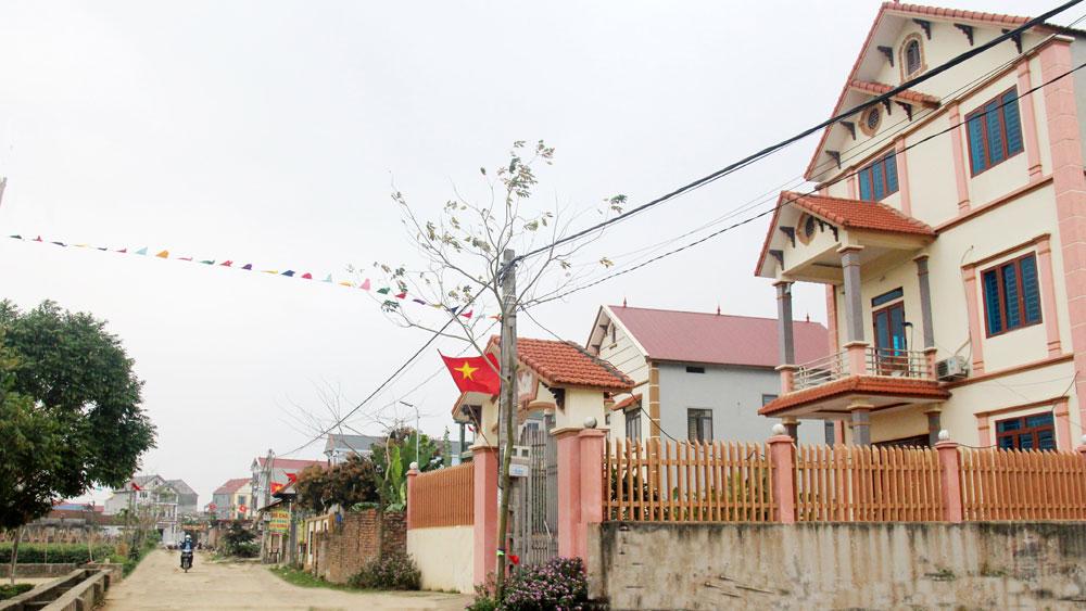 Công nghiệp về làng, cuộc sống đổi thay