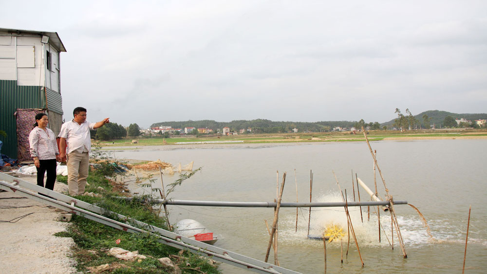 Mountainside villa village ,  Bac Giang