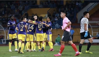 Hanoi FC among most valuable clubs in Southeast Asia