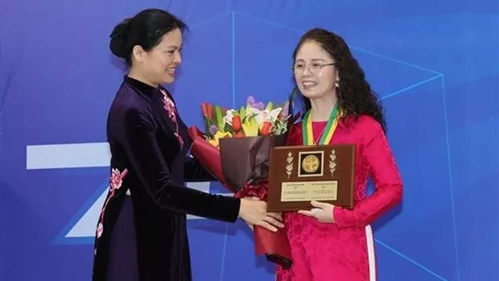 Winners of Kovalevskaia Award 2020 , The Vietnam Women's Union Central Committee