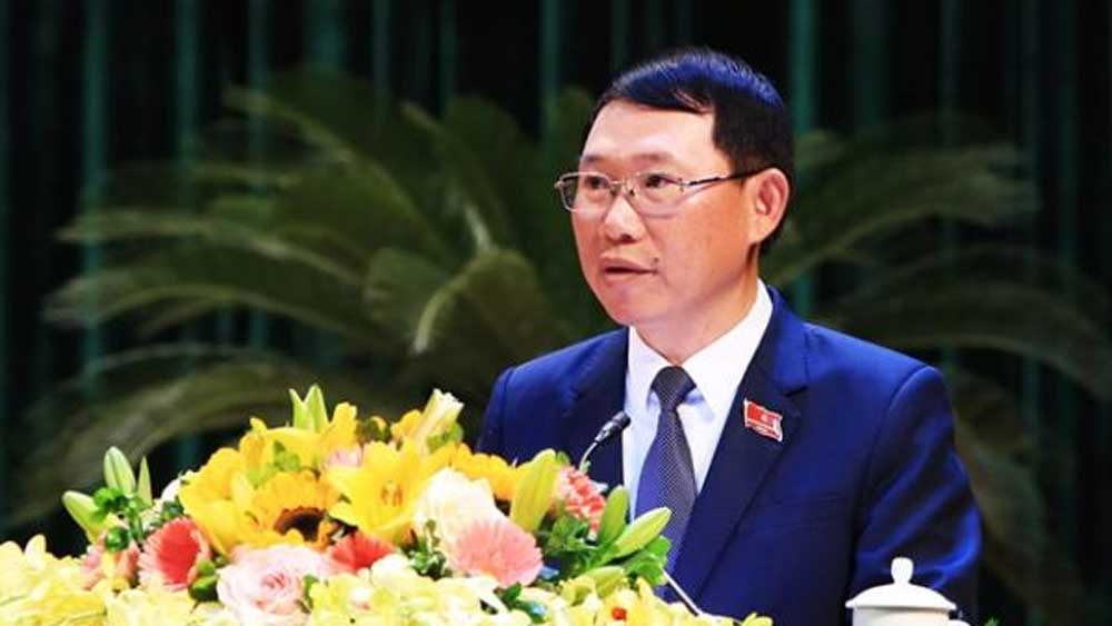 Chairman of provincial People's Committee, letter to Bac Giang expats in Czech Republic,Le Anh Duong