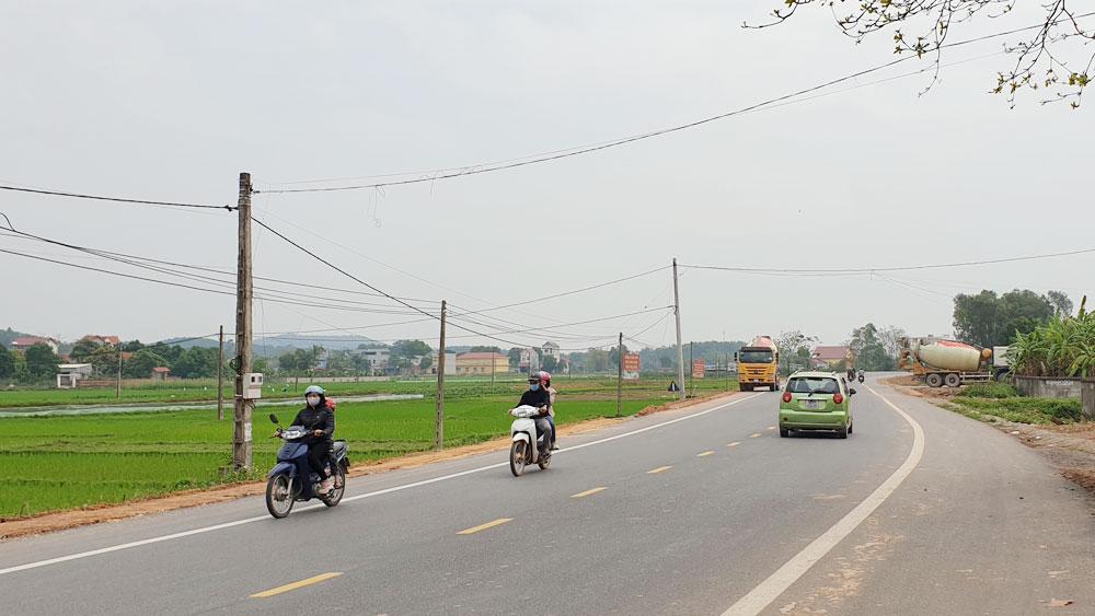 Bắc Giang, Tân Yên, Đại hội Đảng,  nghị quyết