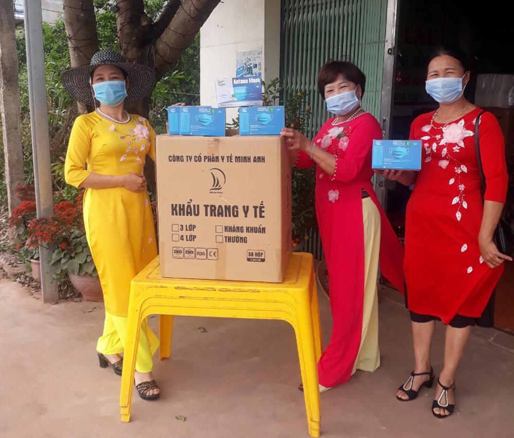 Bắc Giang, Quốc tế Phụ nữ