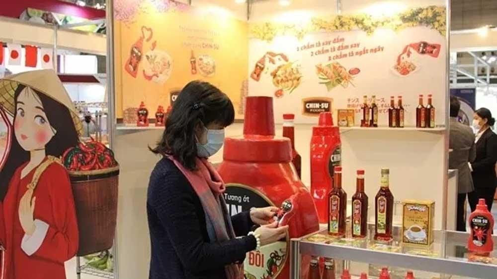 Vietnamese food, farm produce ,  international exhibition, in Japan
