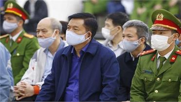 Bị cáo Đinh La Thăng bị đề nghị mức án từ 12 đến 13 năm tù