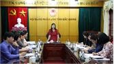 Bắc Giang: Thẩm tra dự thảo nghị quyết chi hỗ trợ công tác bầu cử ĐBQH, HĐND các cấp