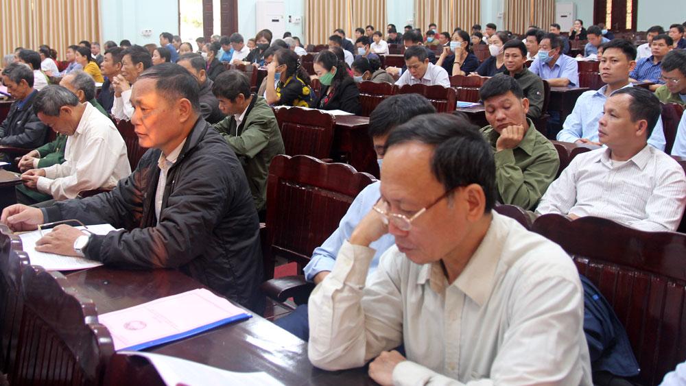 bầu cử, Bắc Giang, Sơn Động, MTTQ, tập huấn