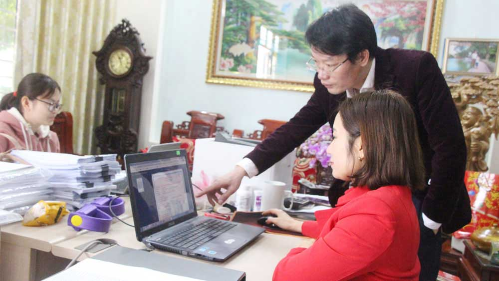 Bac Giang implements e-invoicing roadmap