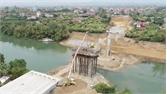 Bắc Giang: Phấn đấu hoàn thành xây dựng cầu Chũ vượt tiến độ 9 tháng
