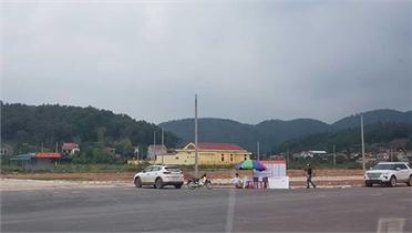 Yên Dũng (Bắc Giang): Đất bị thổi giá cao ngất ngưởng