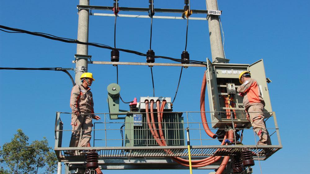 Sự cố, trên lưới điện, 220kV, ảnh hưởng, một số, khách hàng