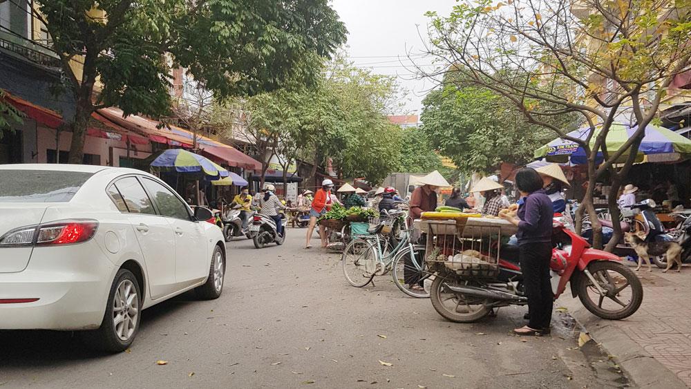 TP Bắc Giang: Tái diễn vi phạm ATGT, trật tự đô thị