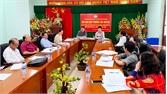 Sơn Động: Thống nhất danh sách sơ bộ 62 người ứng cử đại biểu HĐND huyện khoá XX