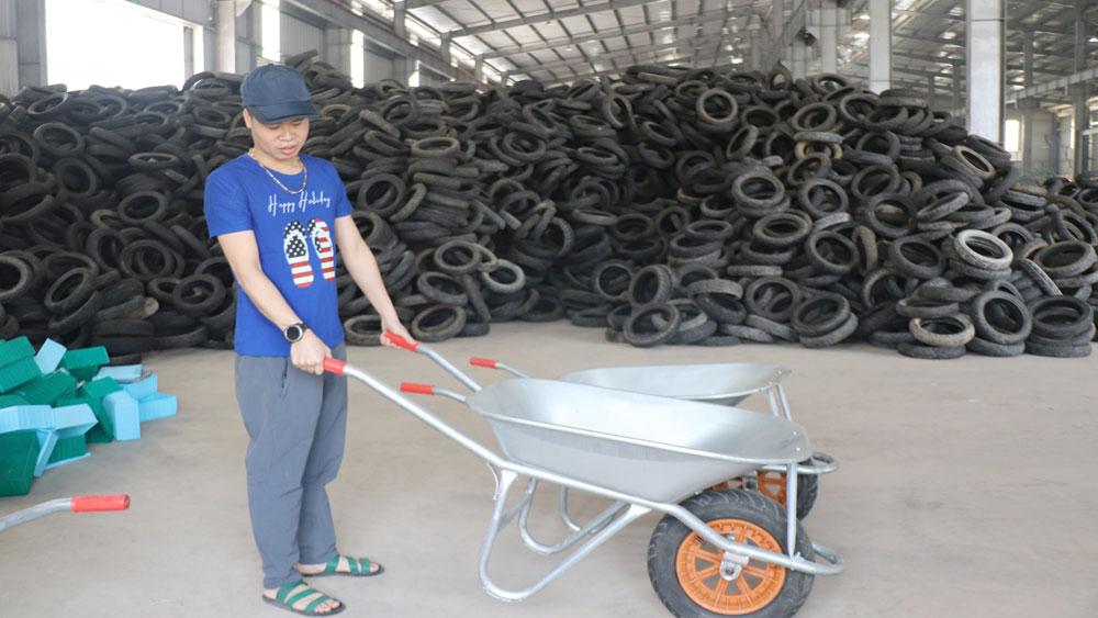 xe rùa, Bắc Giang, Trần Văn Hùng