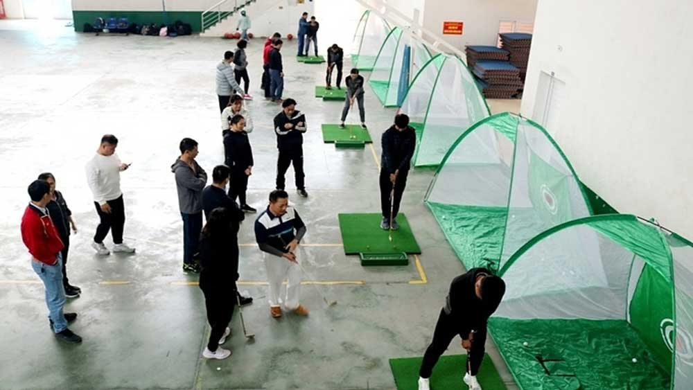 University offers golf as part of 2021 curriculum