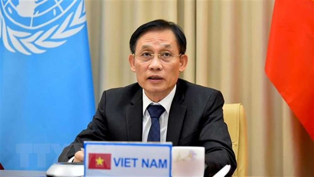 Bổ nhiệm đồng chí Lê Hoài Trung giữ chức Trưởng Ban Đối ngoại Trung ương