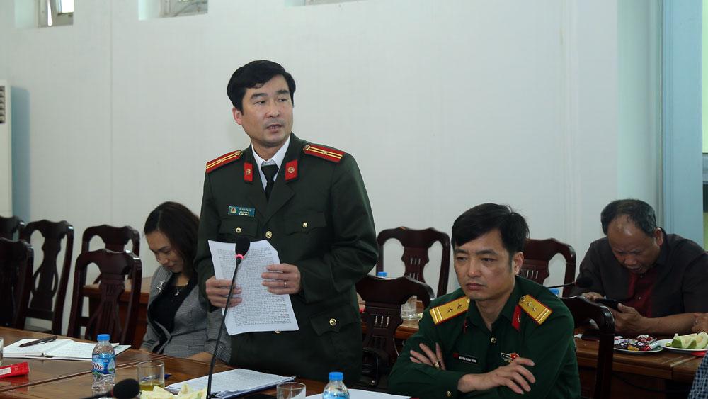 Bắc Giang, tăng cường, công tác dân vận