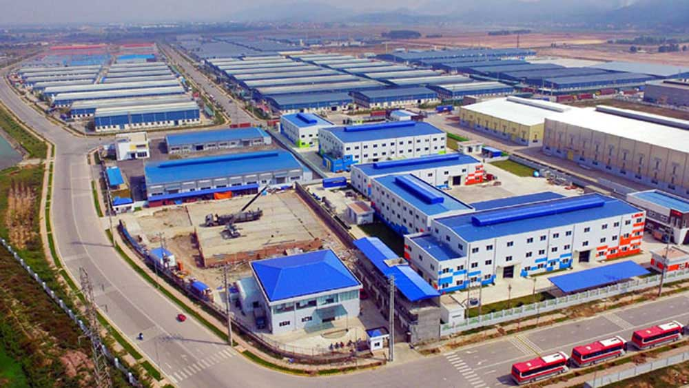 Industrial real estate in Bac Giang to flourish in 2021
