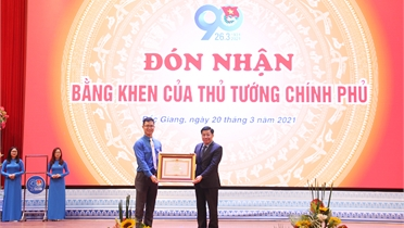 Tỉnh đoàn Bắc Giang tổ chức Lễ kỷ niệm 90 năm Ngày thành lập Đoàn TNCS Hồ Chí Minh