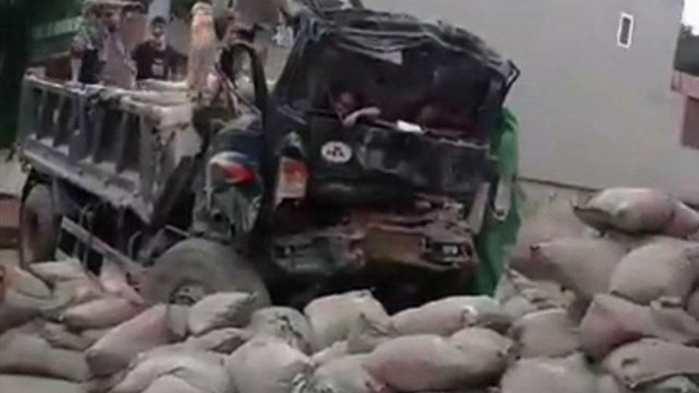 Đi dựng hiện trường vụ tai nạn giao thông lại thêm một người chết