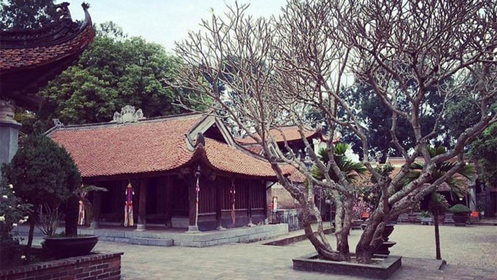 Chùa Vĩnh Nghiêm (xã Trí Yên, huyện Yên Dũng, tỉnh Bắc Giang) - là nơi lưu giữ bộ mộc bản gốc duy nhất của Thiền phái Trúc Lâm.