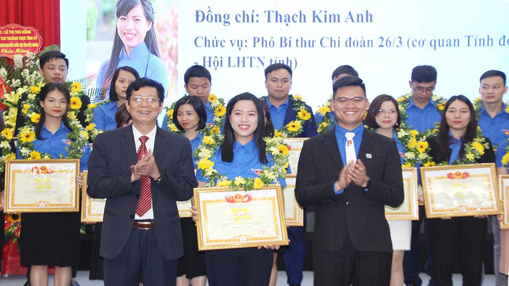 Bắc Giang: Nhiều hoạt động kỷ niệm 90 năm Ngày thành lập Đoàn TNCS Hồ Chí Minh
