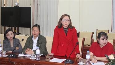Bắc Giang: Tọa đàm với 10 đội viên trí thức trẻ tình nguyện về xã