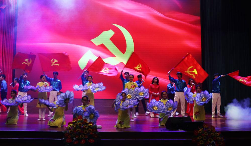 Thành đoàn Bắc Giang, TP Bắc Giang, Đoàn TNCS Hồ Chí Minh