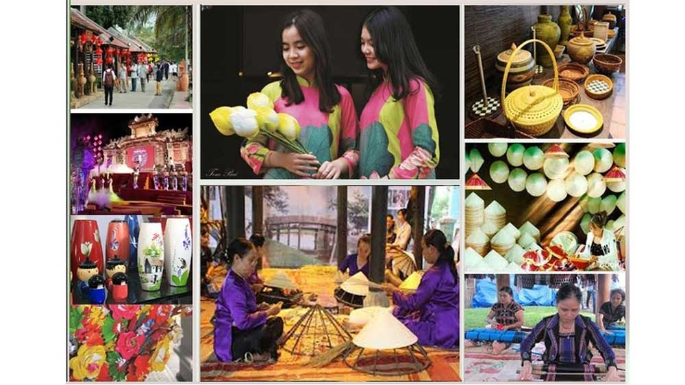 Various activities, Hue Traditional Craft Festival,  2021
