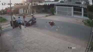 Người đánh nữ sinh sau va chạm giao thông lĩnh án