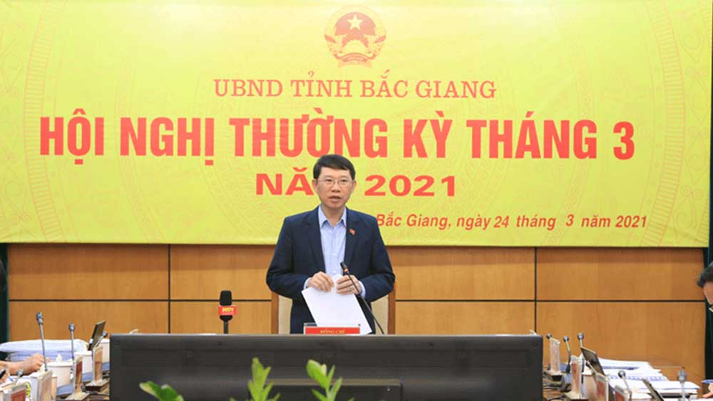 Bac Giang, implementing key projects, budget revenue