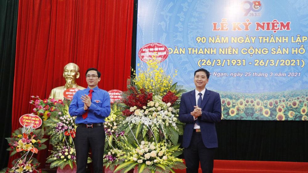 Lục Ngạn: Kỷ niệm 90 năm ngày thành lập Đoàn TNCS Hồ Chí Minh 26/3 (1931-2021)