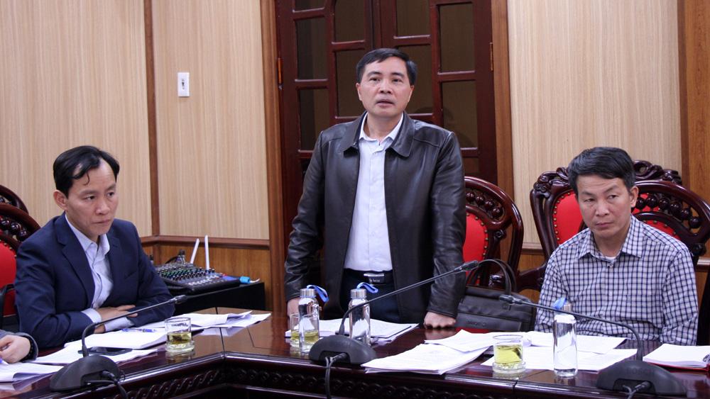 Bắc Giang, thẩm tra, nghị quyết, HĐND tỉnh