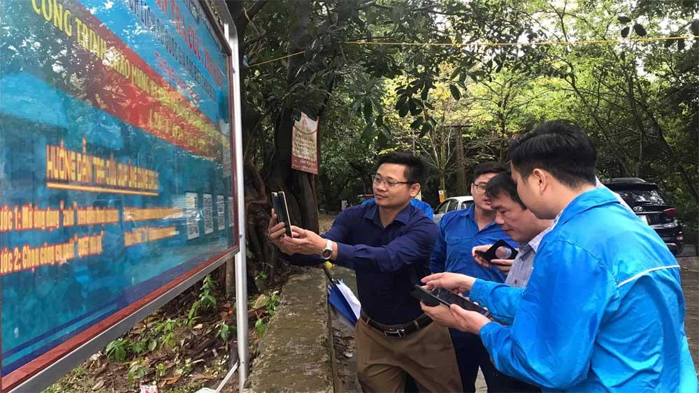 Bac Giang: Bo Da Pagoda historical relic site explored through QR code