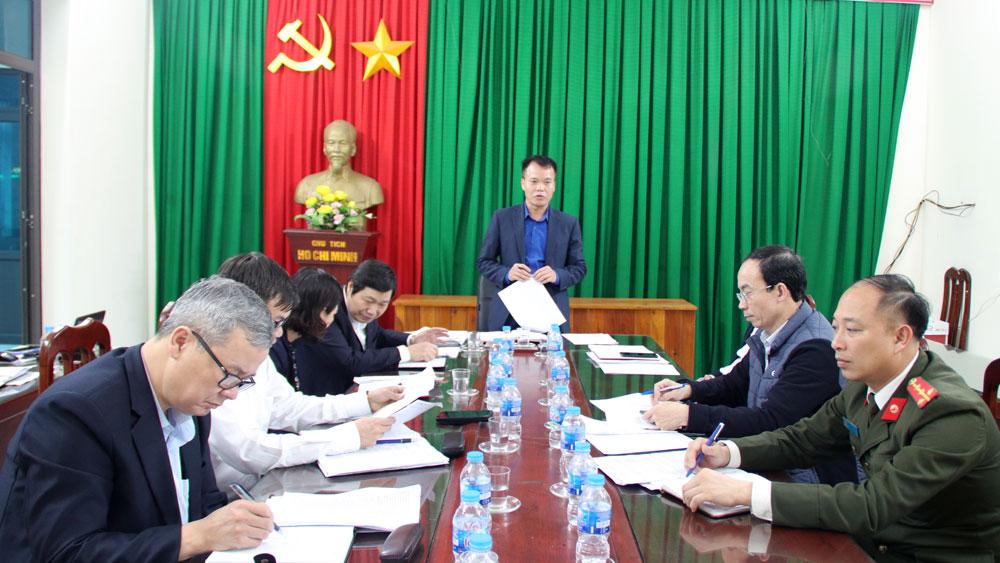 Việt Yên cần tập trung cao cho công tác lập danh sách cử tri