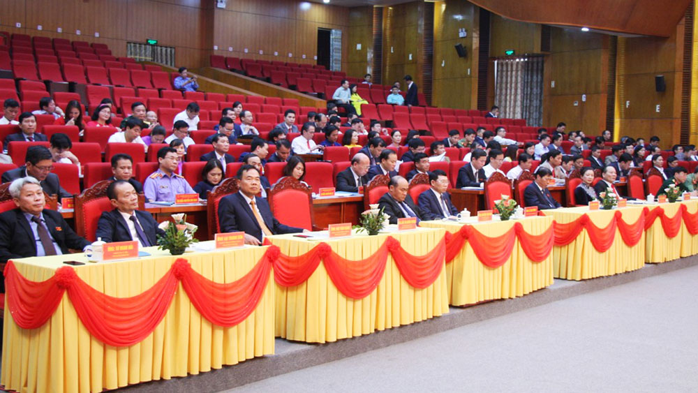 Bí thư Tỉnh ủy Dương Văn Thái, Tỉnh ủy Bắc Giang, Hội đồng nhân dân tỉnh Bắc Giang