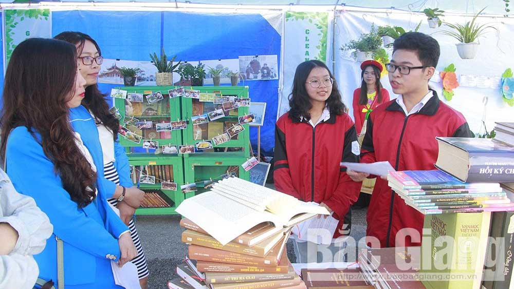 Bac Giang, to open Vietnam Book Day 2021,